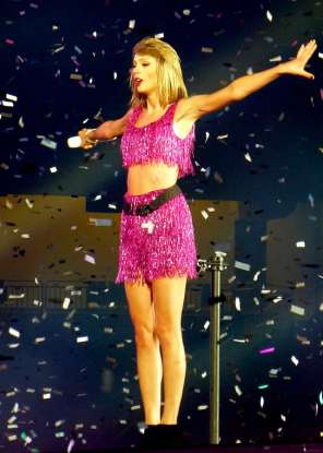 7. What is the title of T-Swift