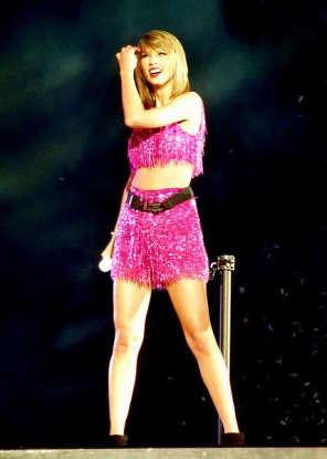 11. Where was Taylor Swift born?