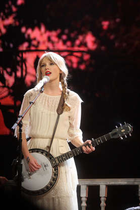 15. How many Emmy Awards does Taylor Swift have?