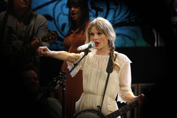 27. What instruments can she play, besides vocals?
