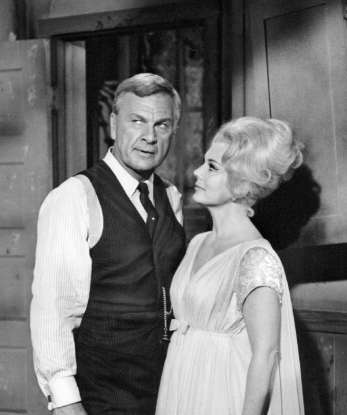 13. Eddie Albert and Eva Gabor move from city to farm life in which 60s show?