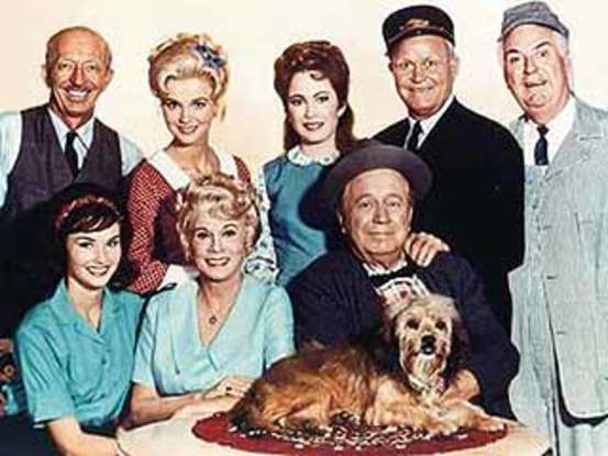 20. Which show was created based on the success of the <em>Beverly Hillbillies</em> and had a spin-off called <em>Green Acres</em>?