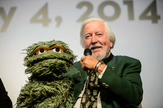 25. Which show that debuted in 1969 features Big Bird and Oscar the Grouch?