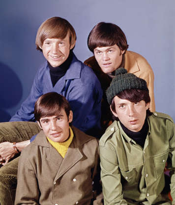 32. Which 60s show features four young men trying to become famous rock-and-roll singers?