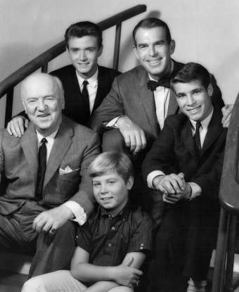 41. Which 60s show follows life of widower and aeronautical engineer Steven Douglas as he raises his kids?