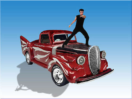 3. Everyone knows Greased Lightnin