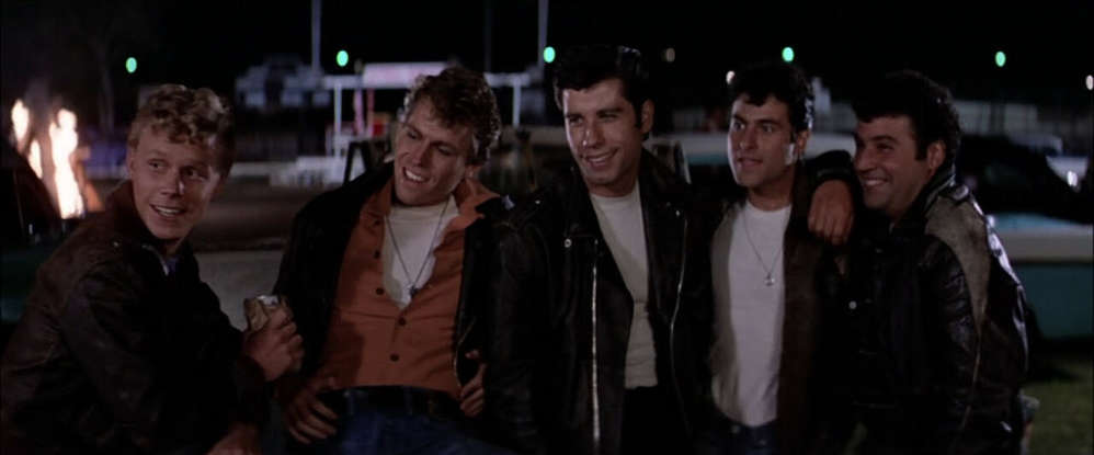 12. No greaser film is complete without rival gangs. Who are the T-Birds