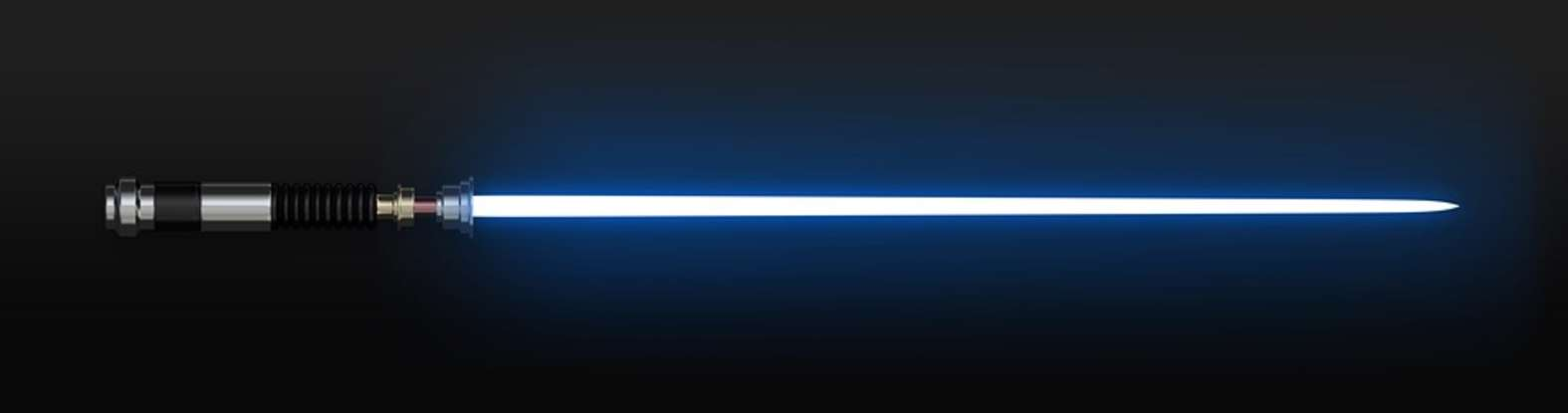 13. Whose lightsaber absorbs Count Dooku