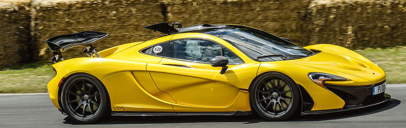 18. Which exotic car is this?