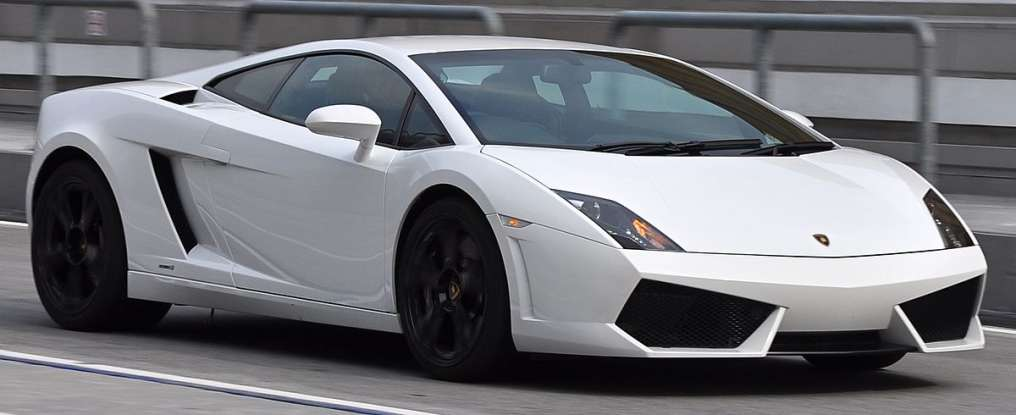 41. Which exotic car is this?