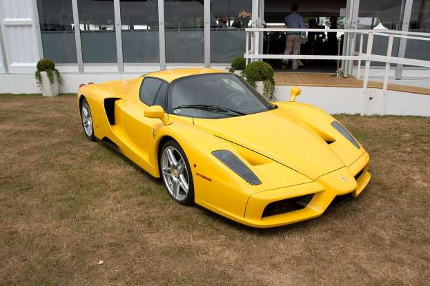 47. Which exotic car is this?