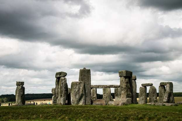 9. Which famous landmark is this?