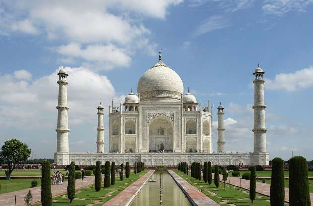 20. Which famous landmark is this?