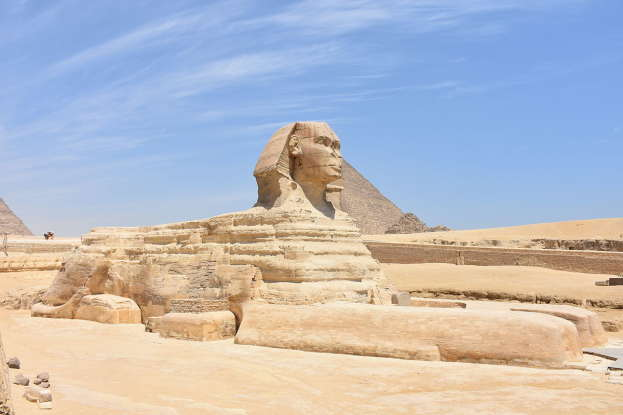 25. Which famous landmark is this?