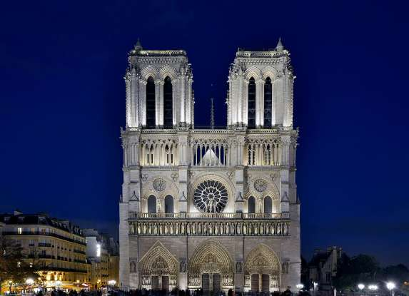 34. Which famous landmark is this?