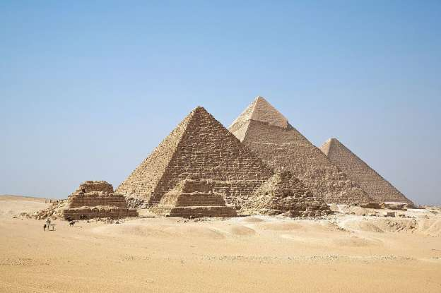 43. Which famous landmark is this?