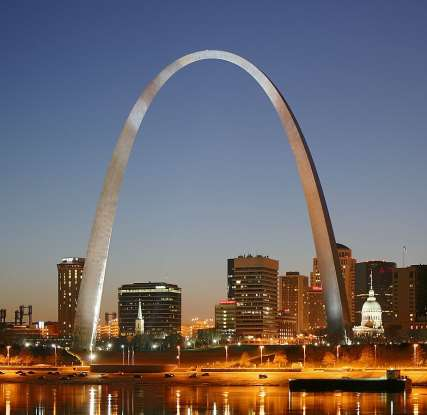 44. Which famous landmark is this?