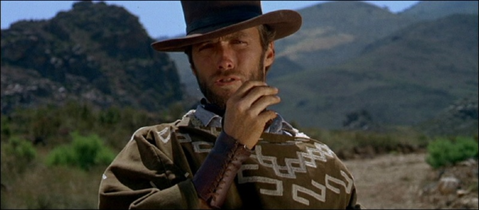 "15. Which 1965 Western also stars Clint Eastwood as the Man with No Name, called ""Manco"" in this film?"
