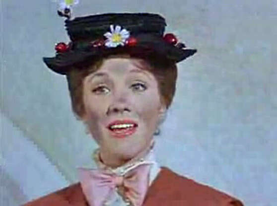 30. Which 1960s Disney musical film stars Julie Andrews as the titular character, a magical nanny?