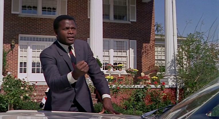 31. Which 1960s film stars Sidney Poitier as police officer Virgil Tibbs, who gets caught up in a murder case in a racist Southern town?