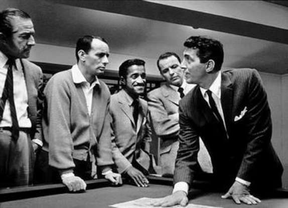 32. Which 1960s heist film is about a series of casino robberies, starring the likes of Frank Sinatra and Dean Martin?