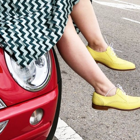 Best Spring/Summer Brogues to Add Pop of Color to Your Style (And How to Wear Them)
