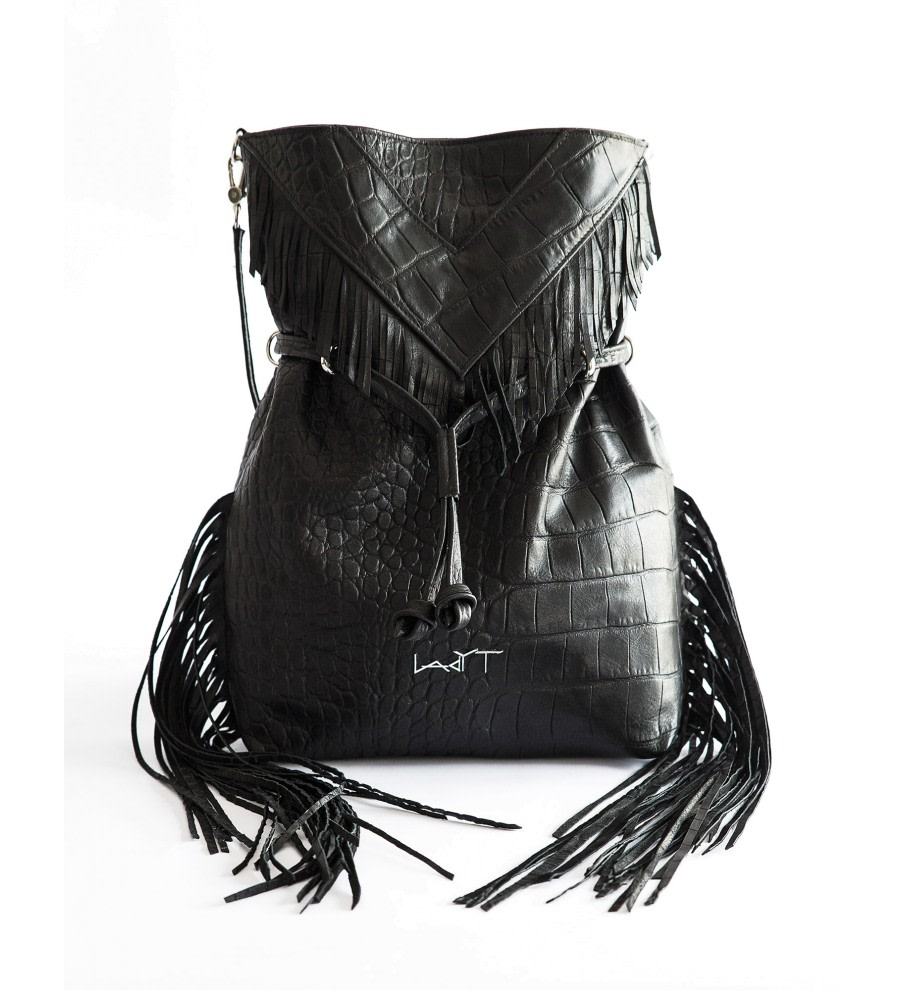 Boho Fringe Shoulder Bag