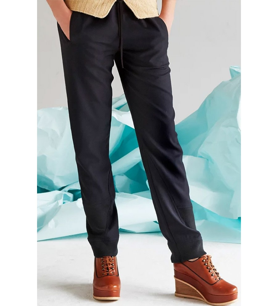 Cervino Organic Wool Trousers