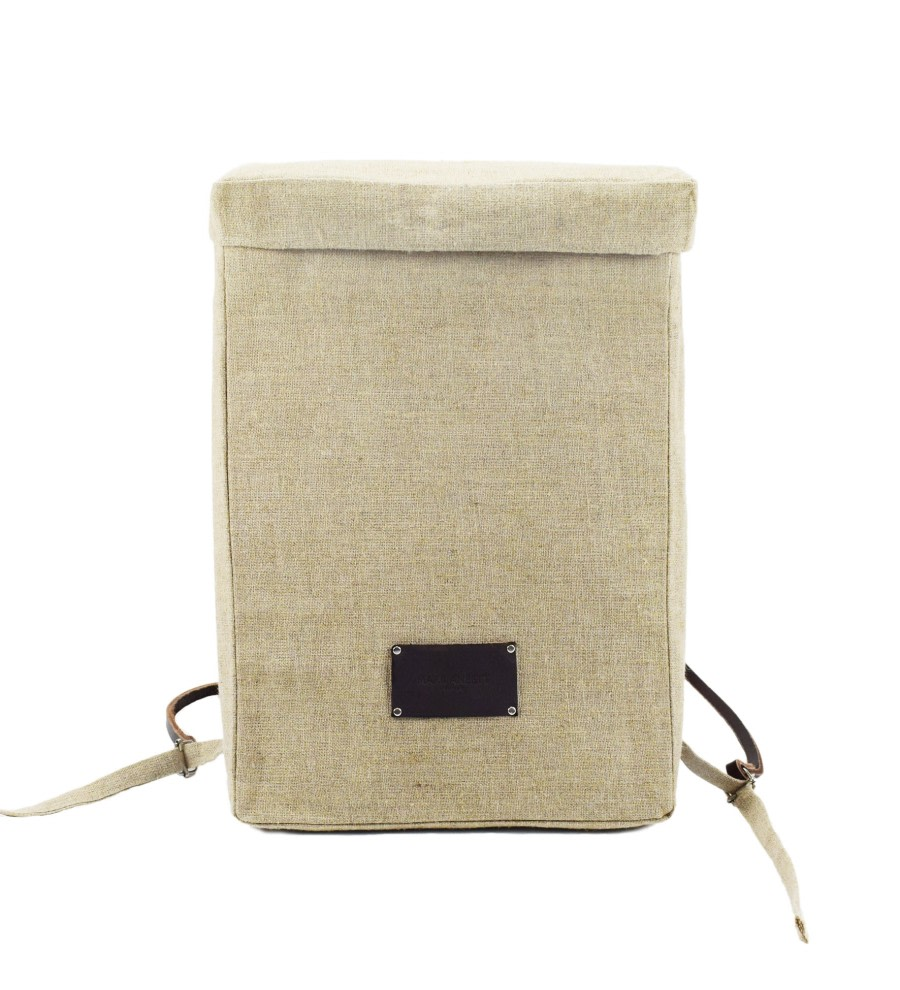 Everyday Linen Backpack