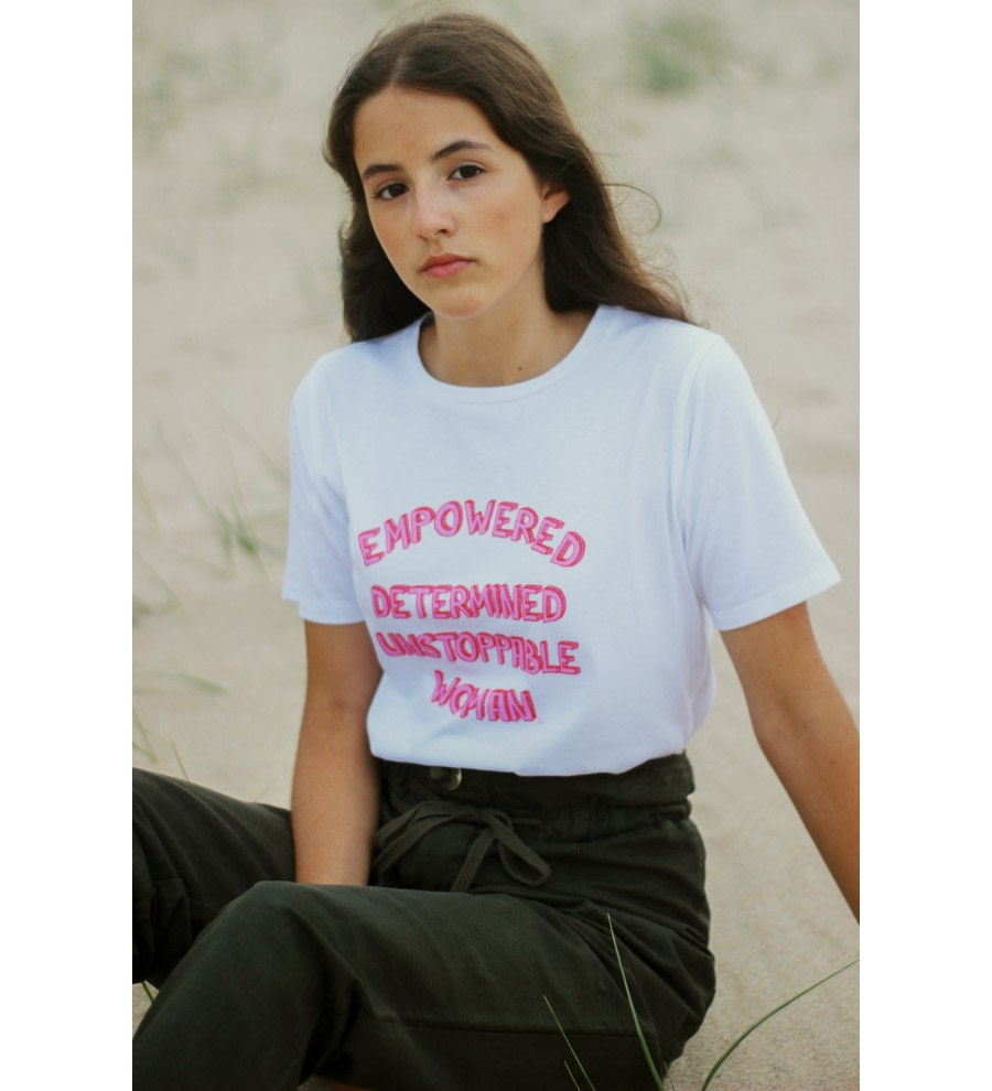 Organic T-shirt Empowered