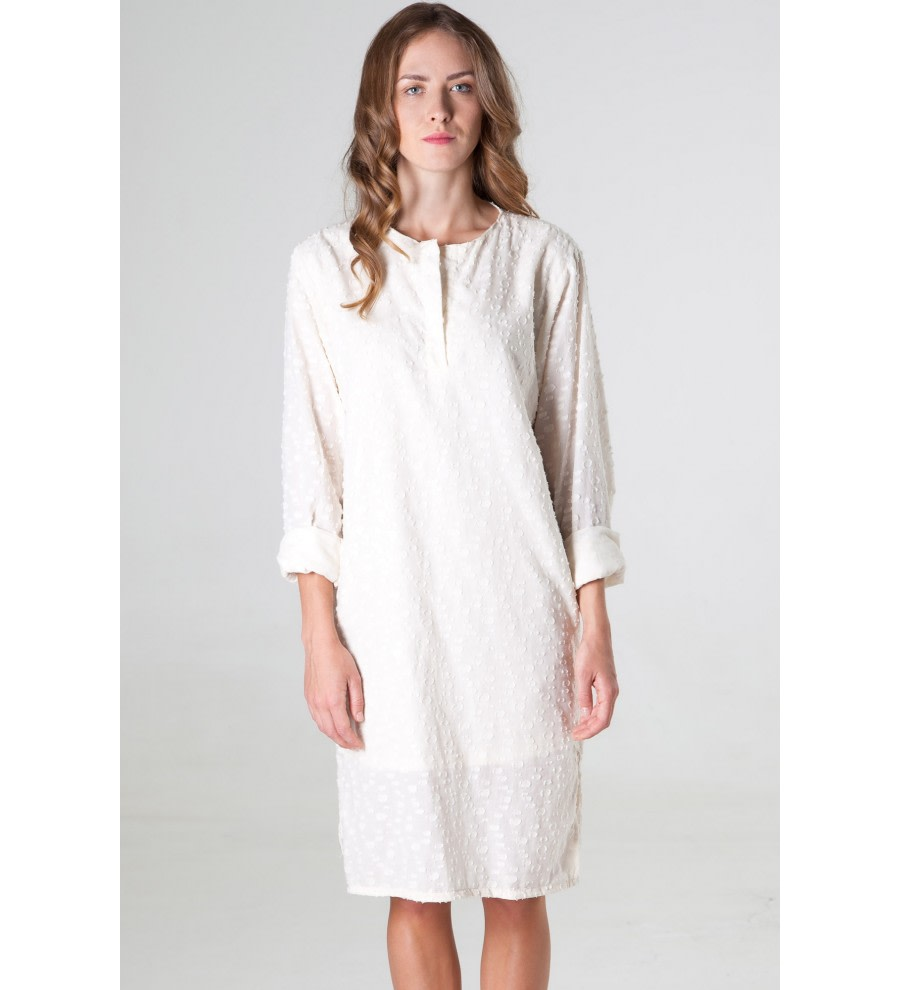 Chennai Cotton Tunic Dress