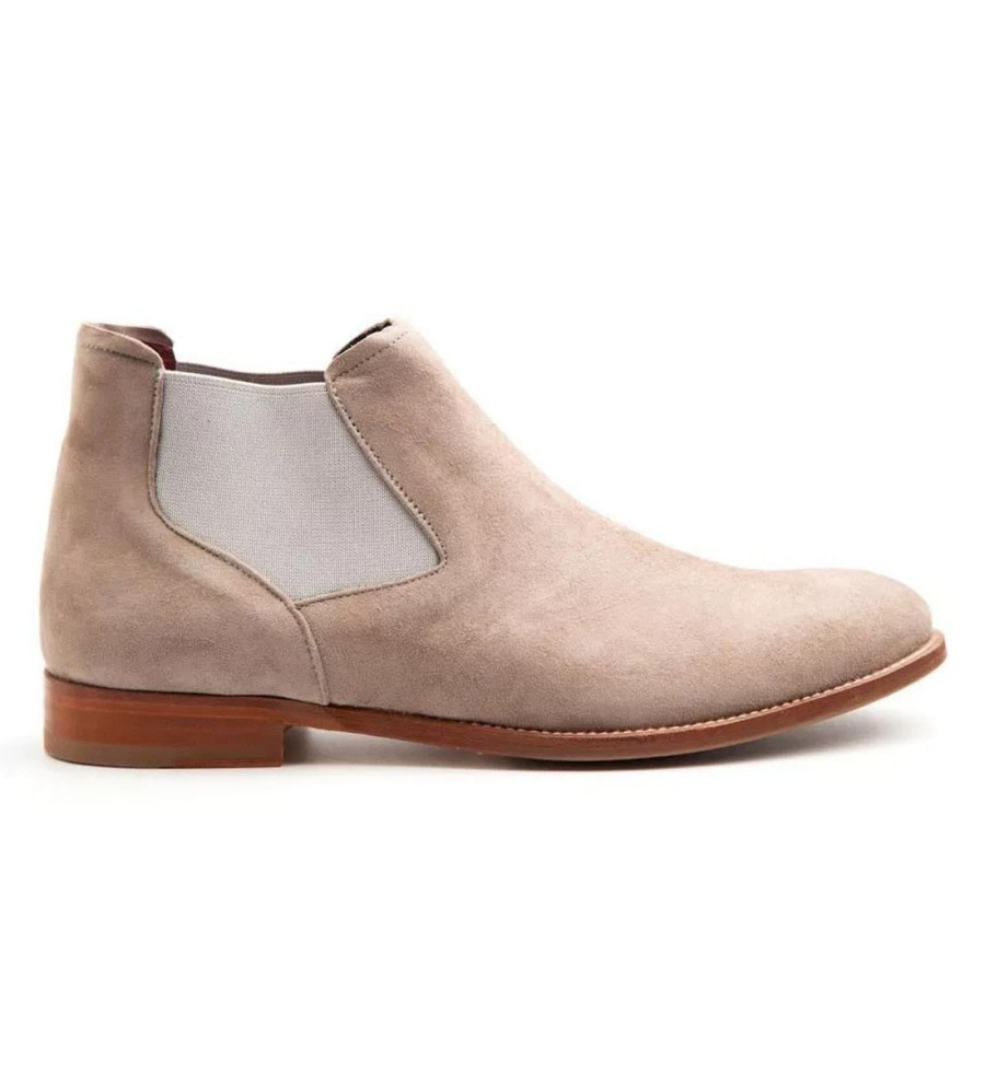 53217795ebcd1 Suede Chelsea Boots