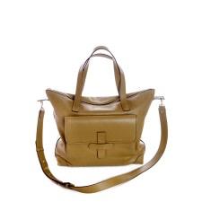 Birmania Leather Shoulder Bag