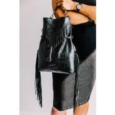 Boho Fringe Shoulder Bag