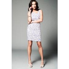 Floral-Print Organic Cotton Dress