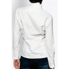 Sofia White Organic Cotton Shirt
