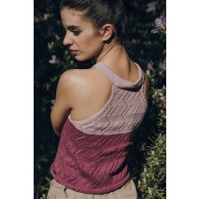 Knitted Organic Cotton Top