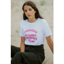 Organic T-shirt Empowered