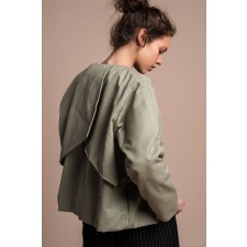 Jali Organic Cotton Denim Jacket