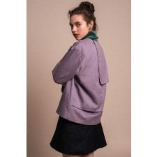 Joni Organic Cotton Denim Jacket