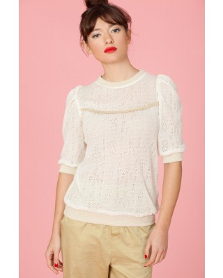 Pear Jersey Top