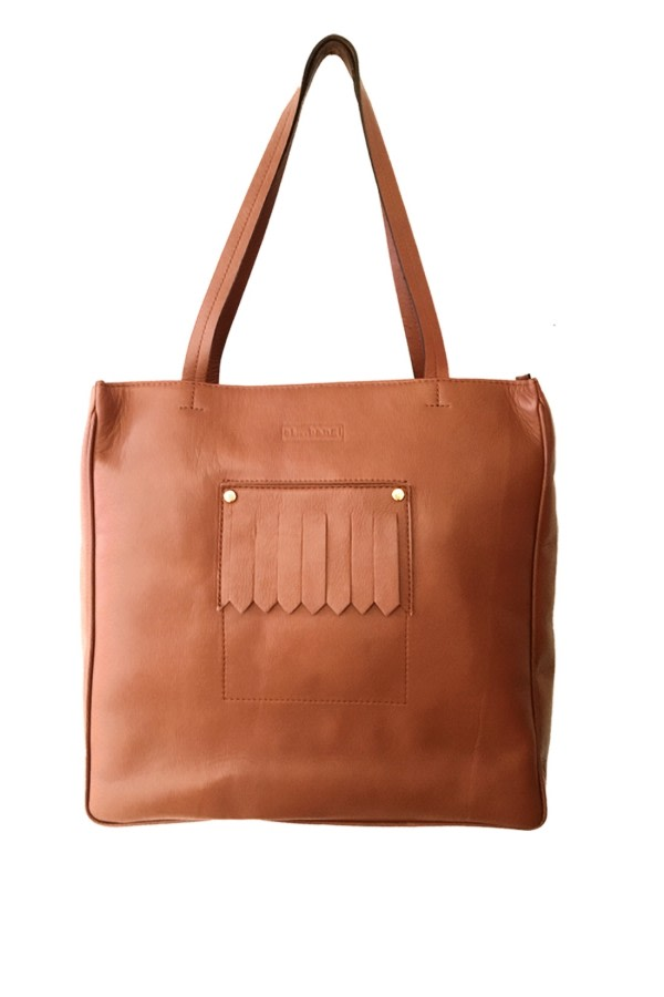 Louise Fringed Tote