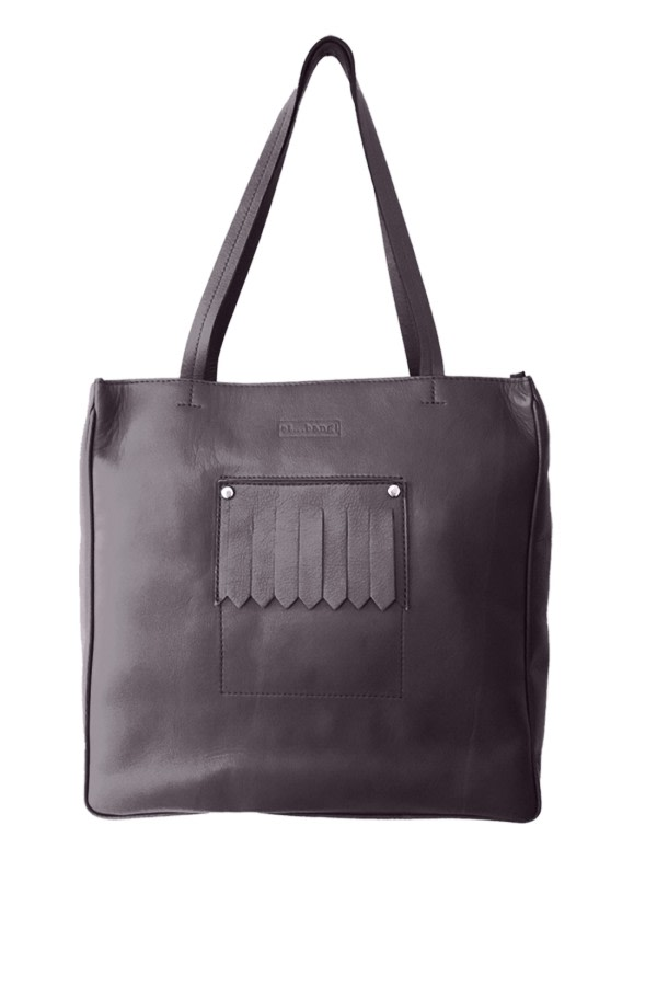 LOUISE BROWN TOTE