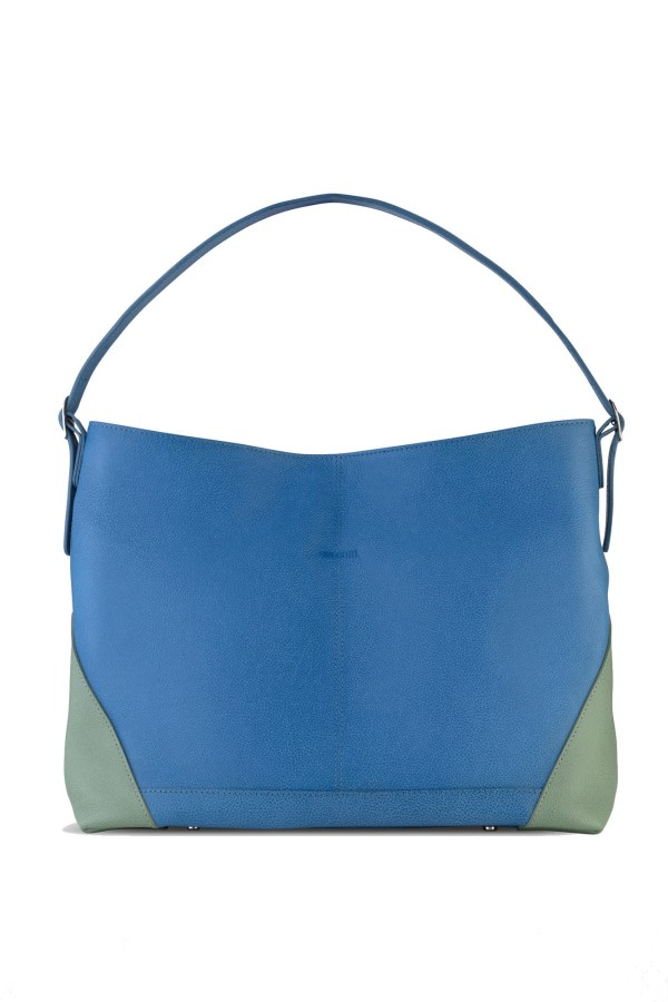 Boheme Sky Blue Hobo Bag