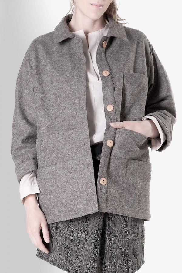Hill Wool Jacket