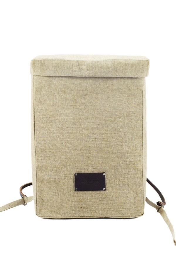 Everyday Linen Backpack