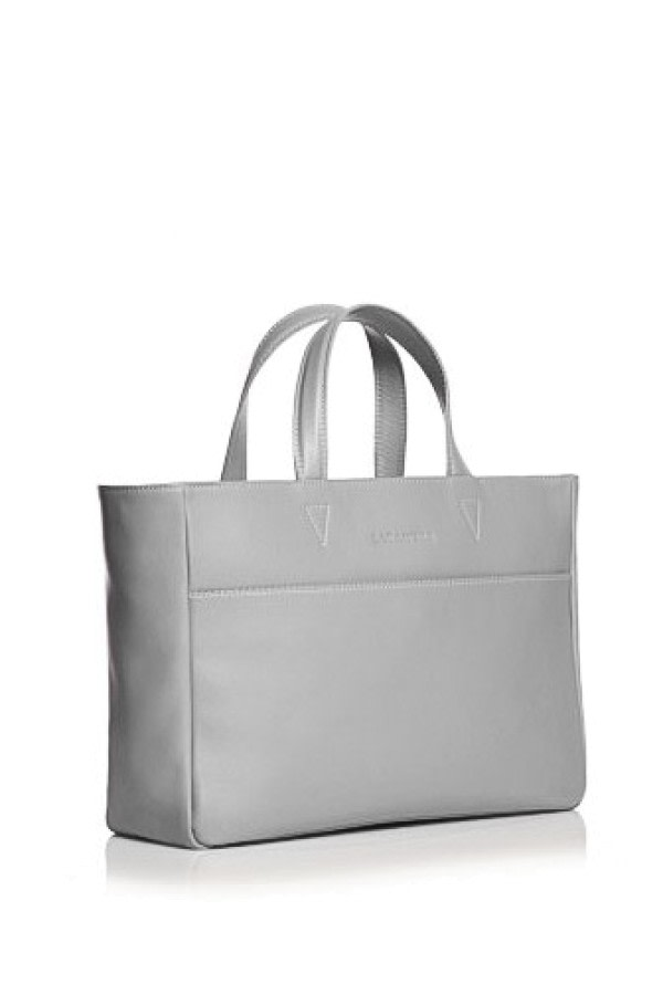 Pearl Large Leather Tote