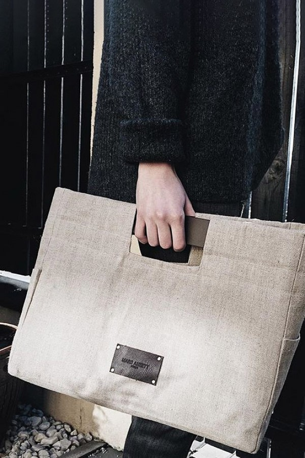 Lana Linen Tote Bag