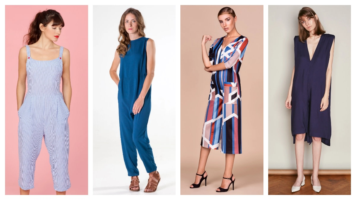 Unique jumpsuits and fashion overalls are one-piece wonders found in wardrobe of every stylish European lady.