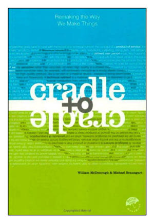 Cradle to Cradle: Remaking the Way We Make Things by William McDonough, Michael Braungart book cover